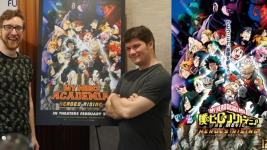 Photo of The Cast of 'My Hero Academia' on the New 'Heroes Rising' Movie