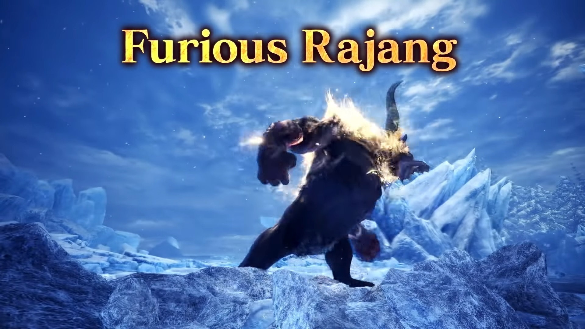 mhw furious rajang weakness