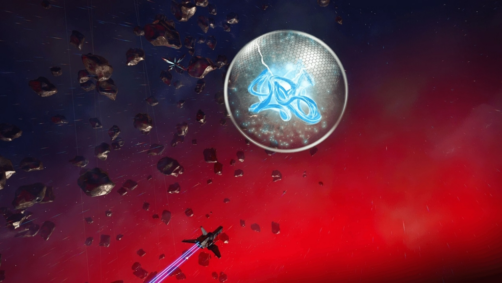 no mans sky space encounter living ship update