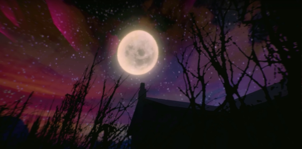 ode to a moon moonlight