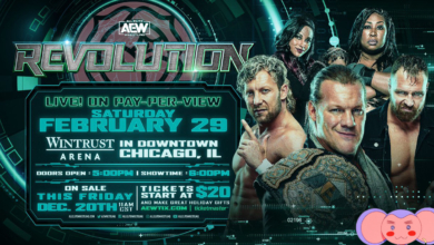 Photo of Take My AEW Revolution: Revolution Card Preview