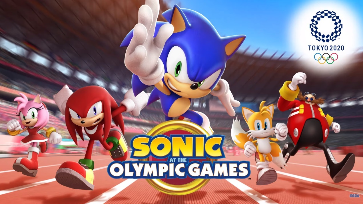 sonic olympic games mobile