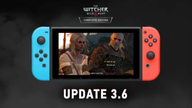 Photo of The Witcher 3 Now Has Cross-Save Between PC and Switch