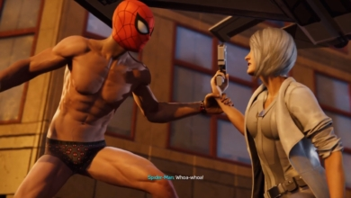Photo of Someone Had to Sculpt Spider-Man's Bare Nipples – This Is Their Story