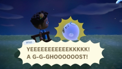 Photo of Animal Crossing: New Horizons Wisp Guide – How to Find Spirit Pieces