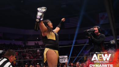 Photo of Pandemics, Global Politics, and a New Women's Champ: February's Pro Wrestling News Roundup