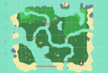 Photo of Ease the Wait With This Fan-Made Animal Crossing Island Designer