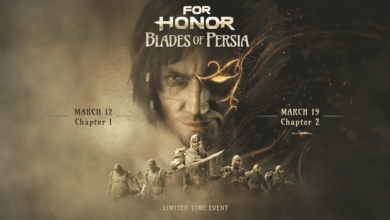 Photo of Prince of Persia Returns…As a Limited-Time For Honor Event