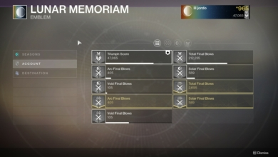 Photo of Bungie Says Those Stats You Like Are Going to Come Back in Style