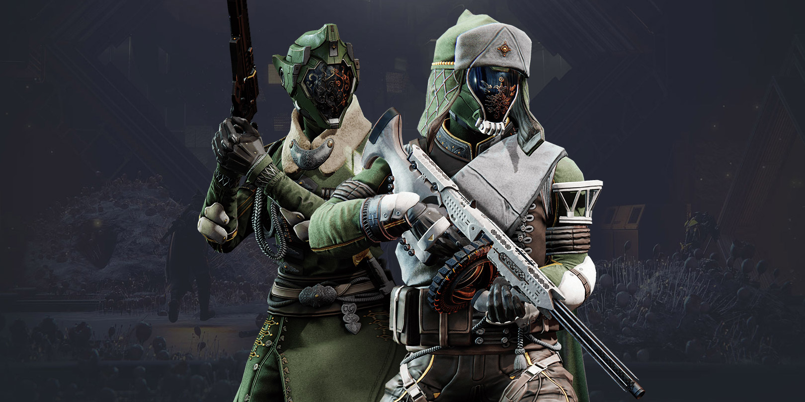 destiny 2 season of worthy hunter and warlock