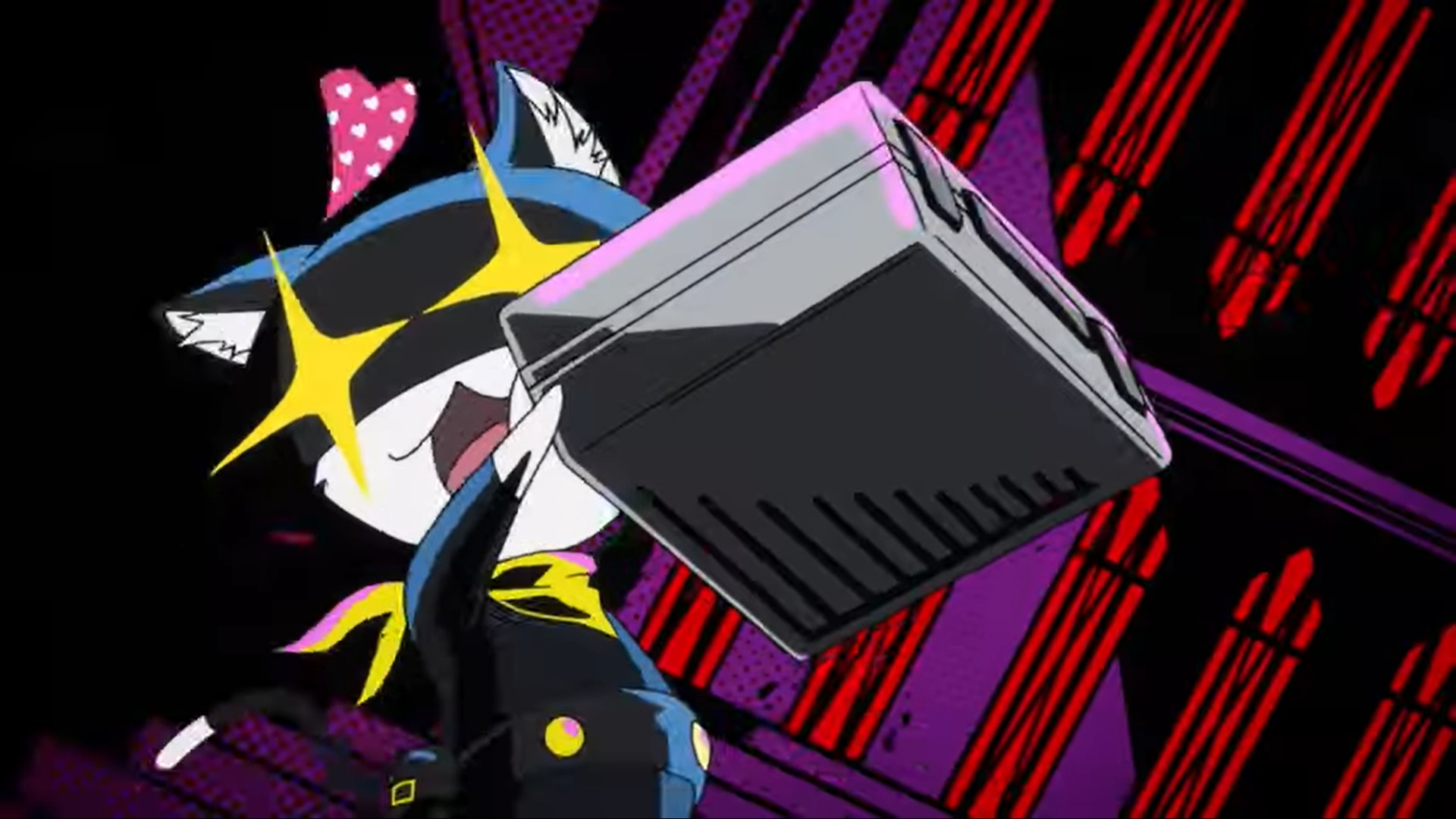 In Persona 5 Royal Morgana Came For Something More Precious Than