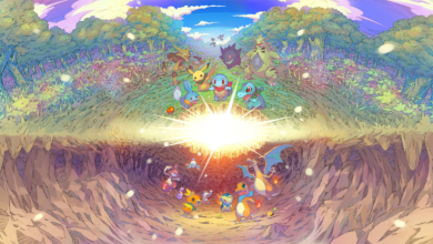 Photo of Pokemon Mystery Dungeon DX Dungeons Guide – Illusory Grotto, Oddity Cave, Post-Game Dungeons