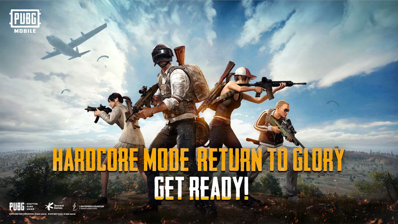 pubg mobile hardcore mode