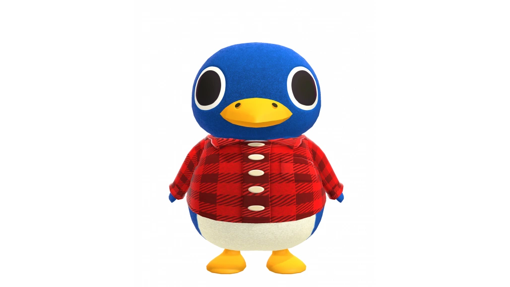 animal crossing roald