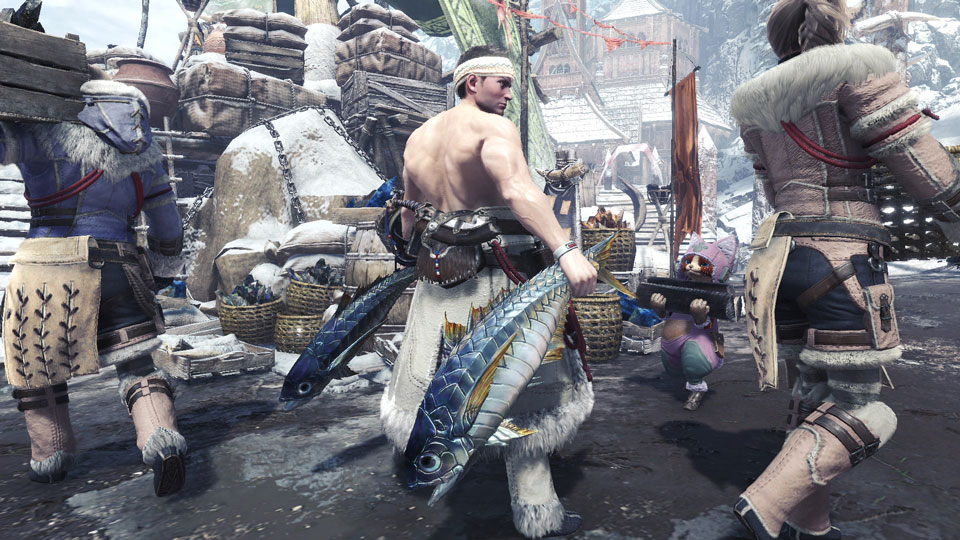 Photo of MHW A Fish to Whet Your Appetite Event Quest Guide – Whetfish Sabers