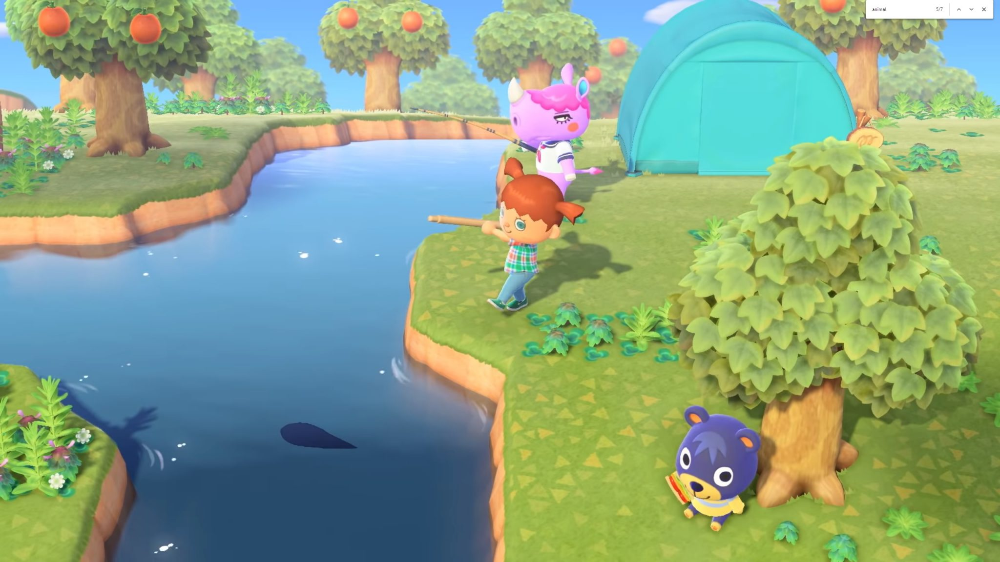 Animal Crossing New Horizons Multiplayer