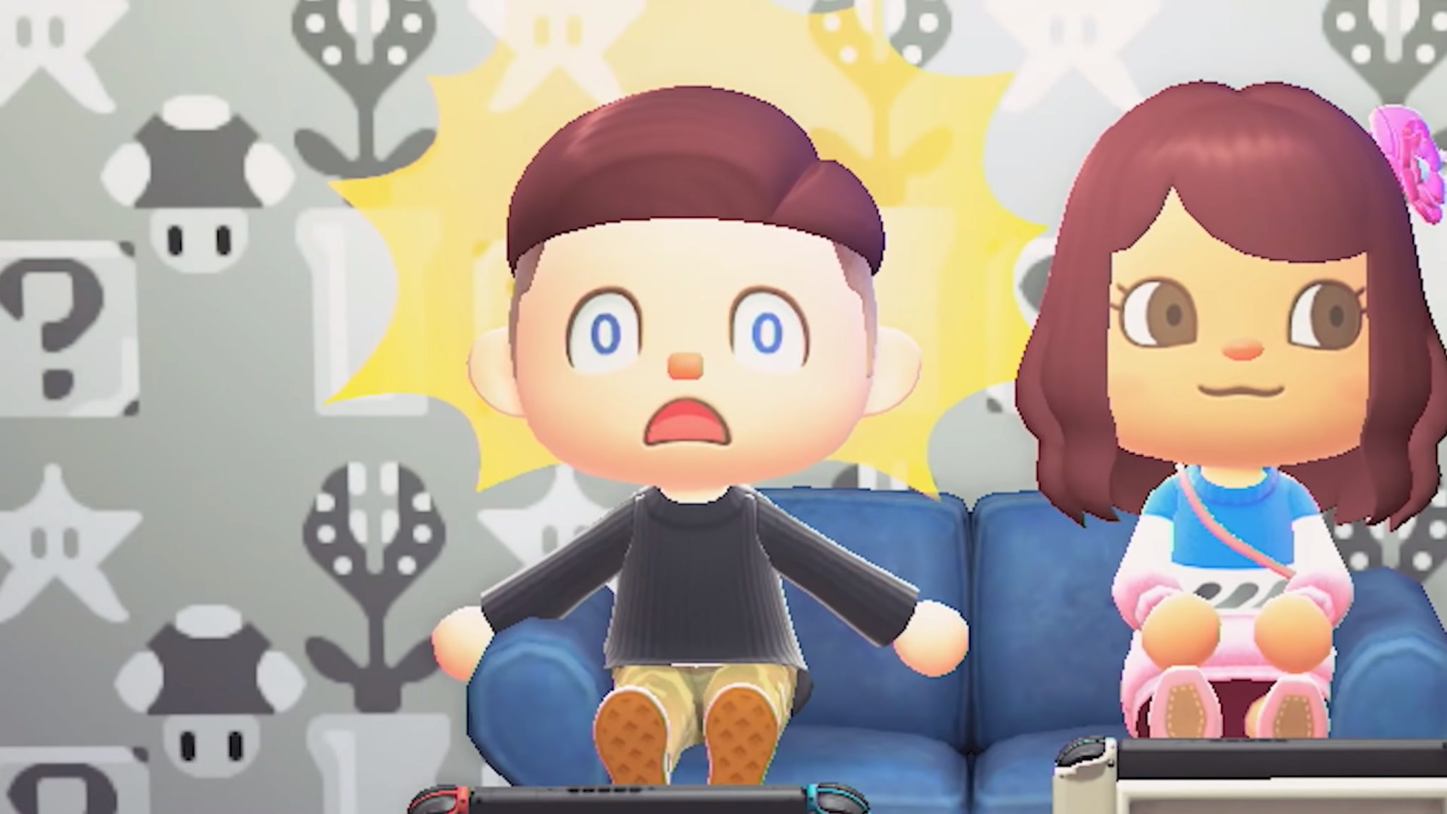 Animal Crossing Scary