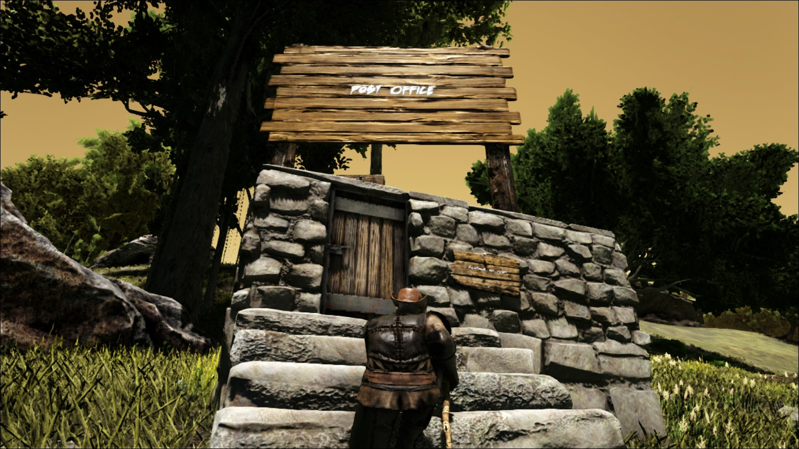 Photo of I Tried to Start a Postal Service in Ark: Survival Evolved