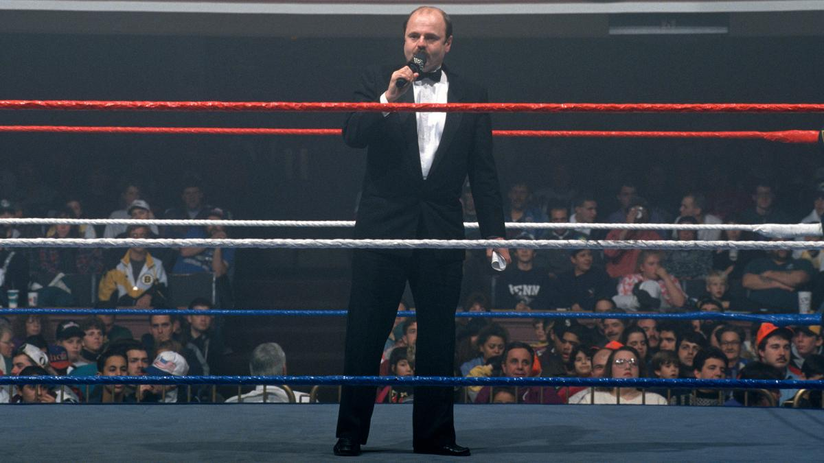 Photo of Howard Finkel's Voice Defined a Wrestling Role Forever