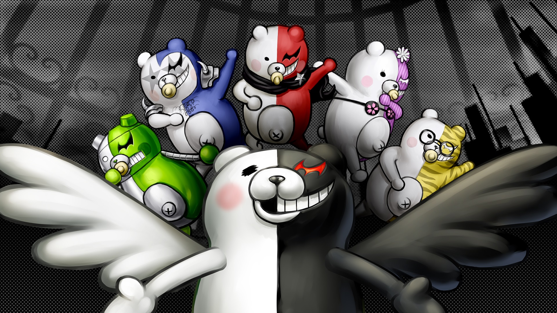 New Danganronpa Announcements Are Coming For The Series 10th Birthday