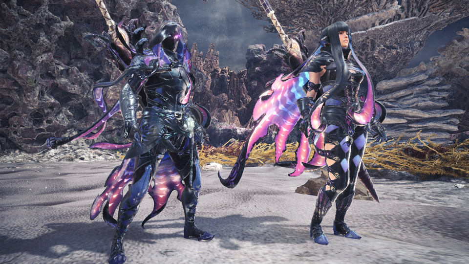 Mhw The Distant Dark Tide Event Quest Guide Arch Tempered Namielle *nsacloud2 from the mhw modding discord for helping me locate the waterfall material mrl3. mhw the distant dark tide event quest