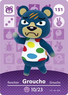 animal crossing groucho