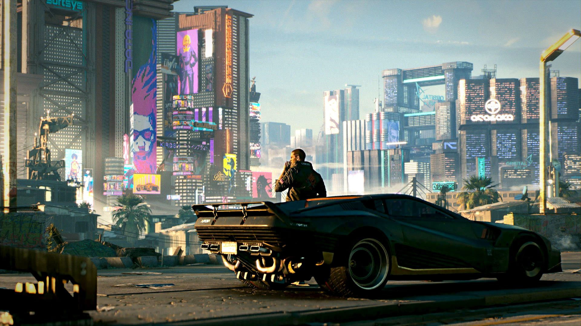 Photo of Cyberpunk 2077, A Game I Don't Trust, Has Thoughts on Protecting Sex Workers