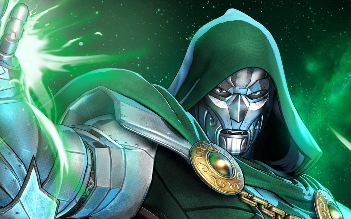 Doctor Doom is a Dysmorphic King and I Have No Choice But to Stan
