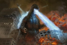 Photo of Wizards Put Godzilla and Friends(?) in Magic: The Gathering's Next Set