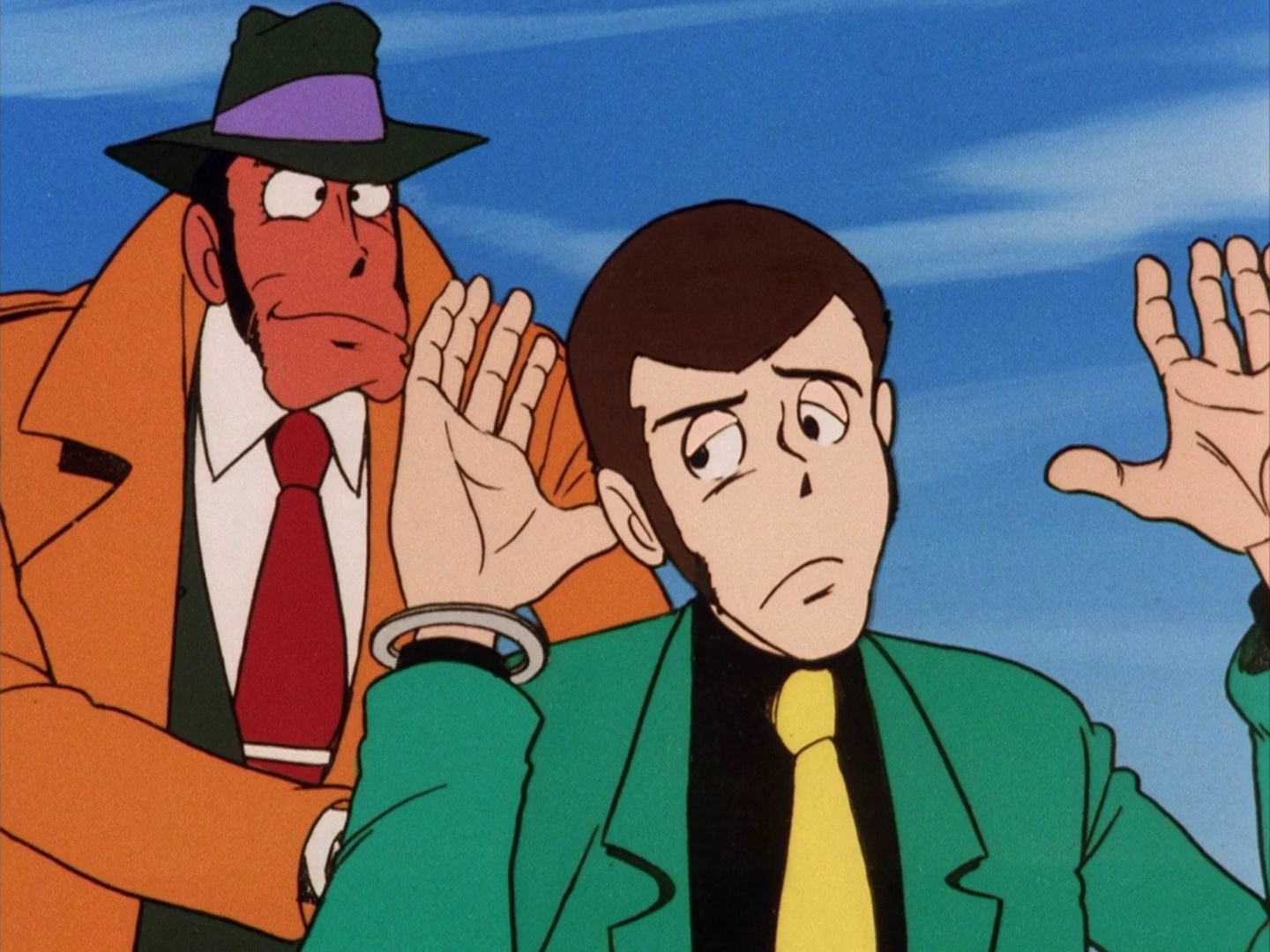 Photo of Eric Thurm Makes merritt k Watch Anime 6: Lupin the Third