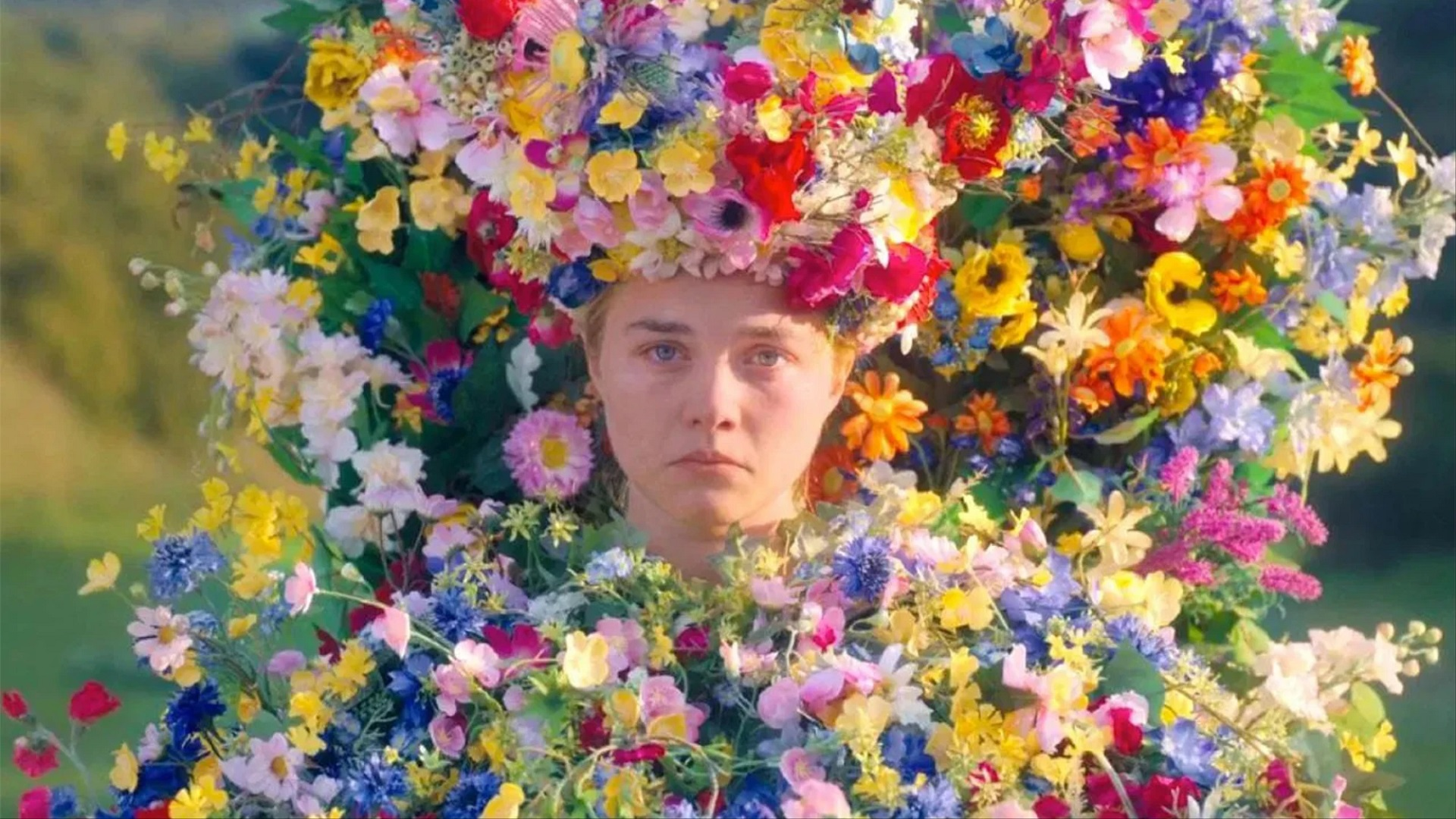 Photo of Imagining a Pop Star Bidding War For Midsommar's Dress Will Get Me Through Today
