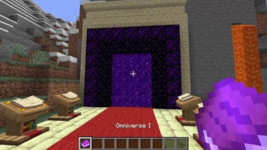 Photo of Minecraft's April Fools' Update Adds Billions of Proc-Gen Portals