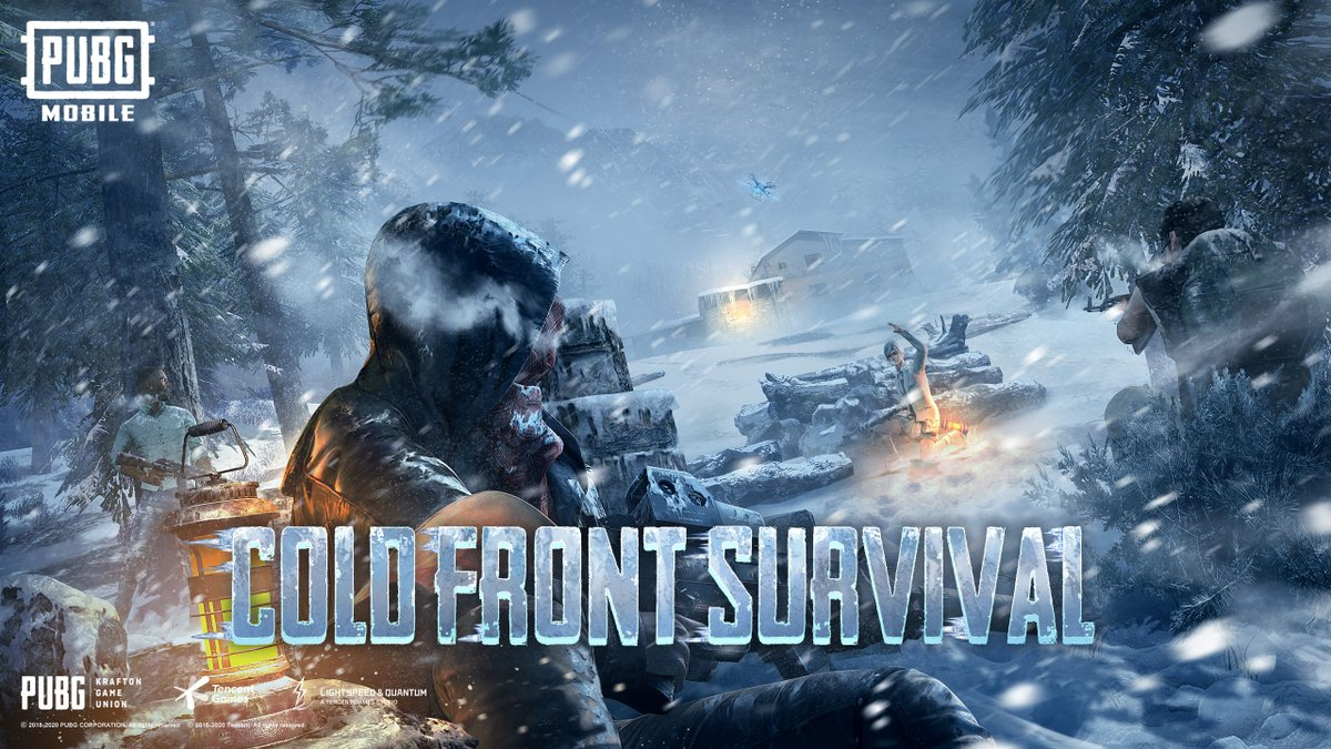 Photo of PUBG Mobile Arctic Mode Guide: Cold Front Survival Tips