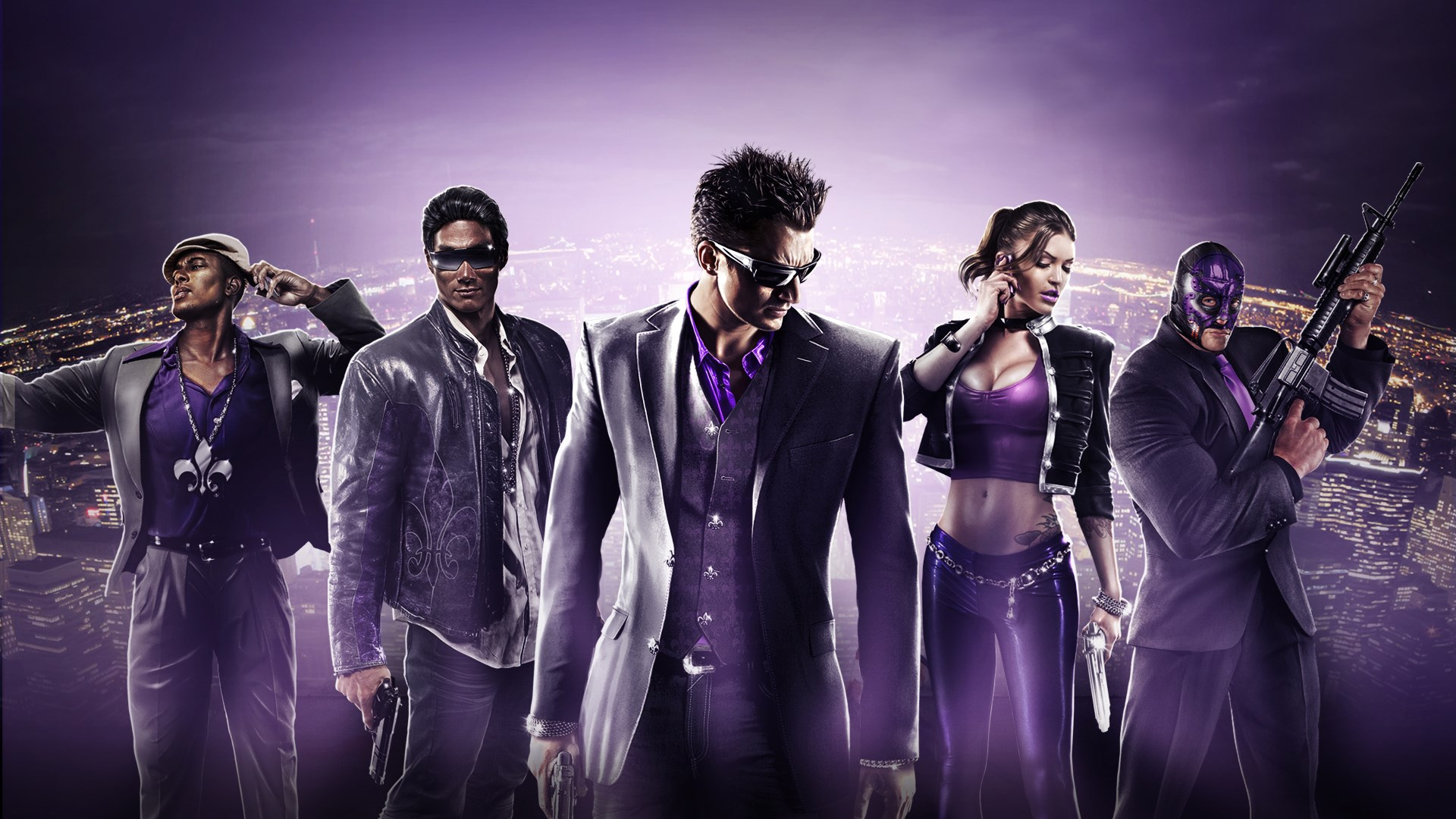 Saints Row The Third Remastered Brings Its Brand Of Nonsense To