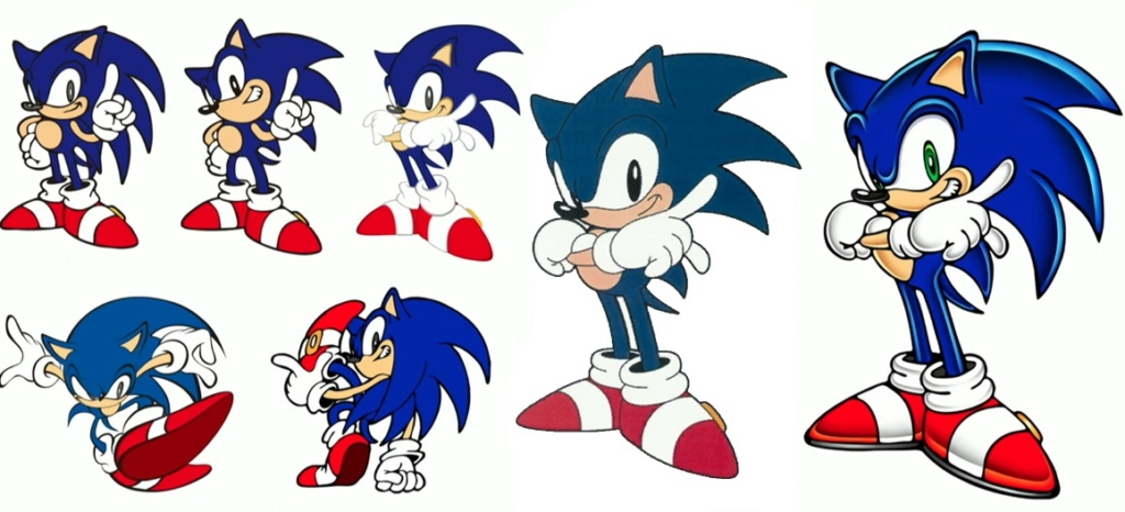 The Unsung Artist Who Defined The Look Of Sonic The Hedgehog