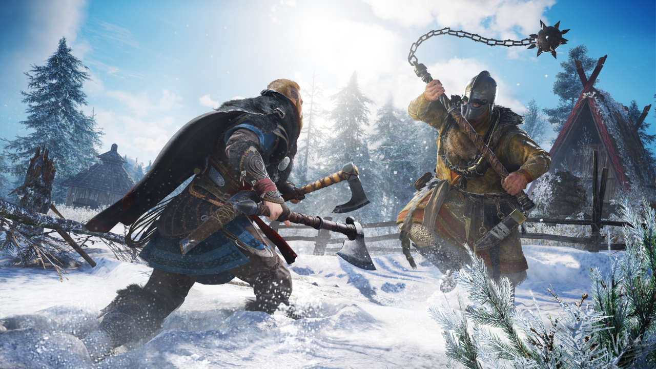 Photo of Assassin's Creed: Valhalla Takes the Series to Next Gen Consoles This Holiday