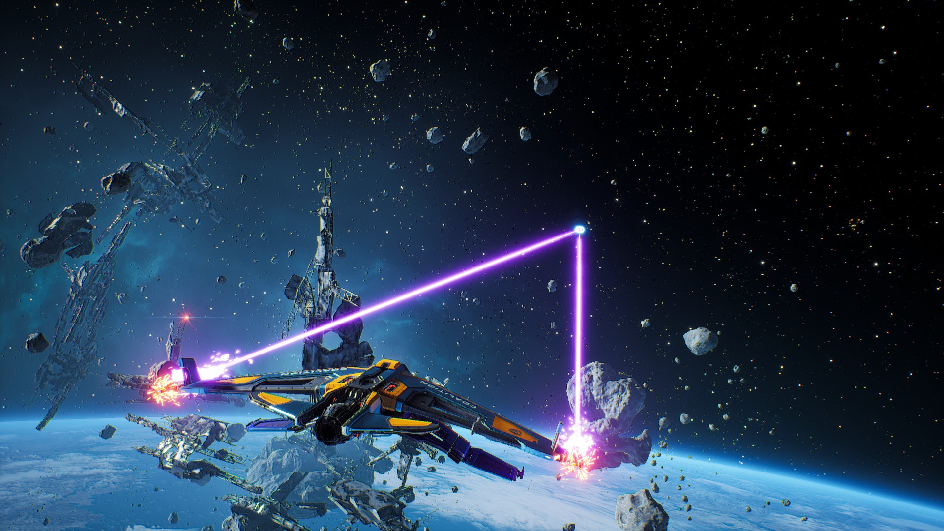 Photo of Everspace 2 Reminds Me Why Railguns Rule