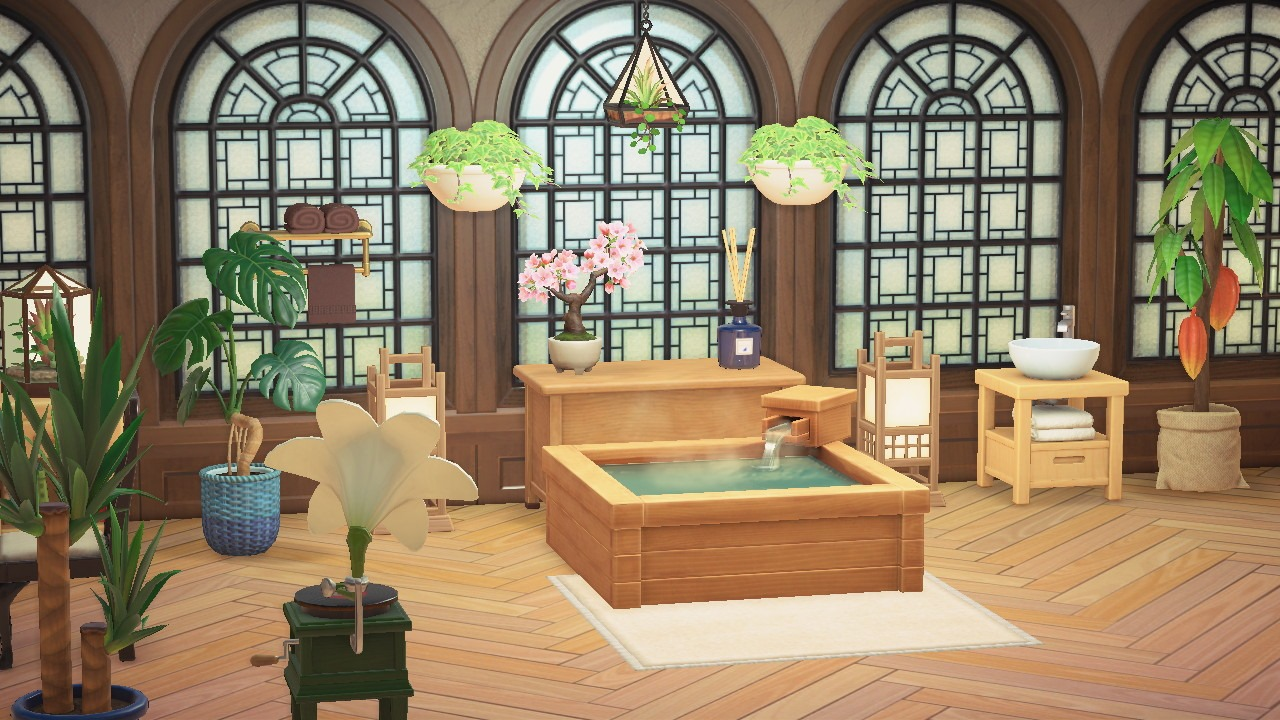 20 Ideas for Your Animal Crossing: New Horizons House on Animal Crossing Room Ideas New Horizons  id=52267