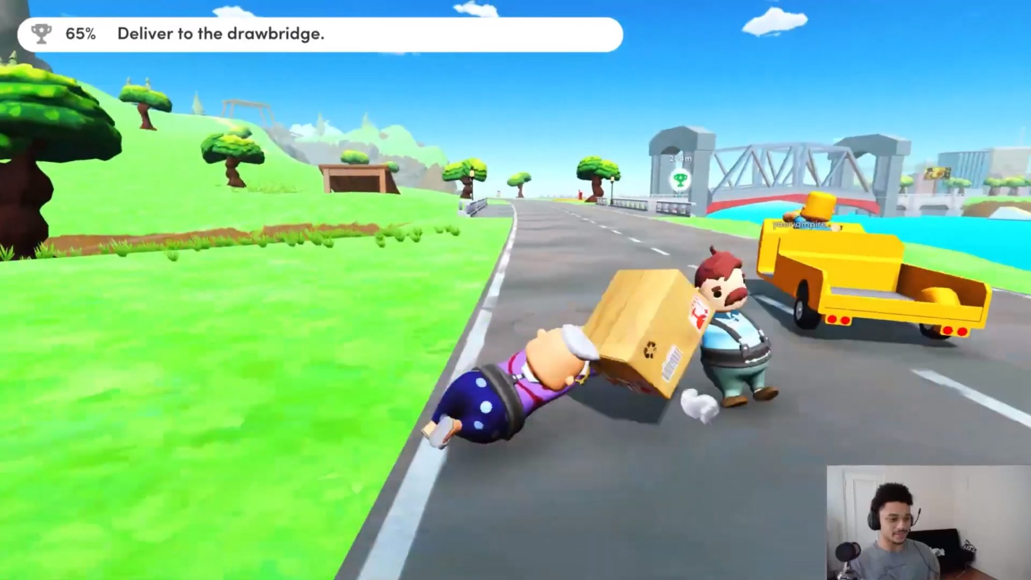 Photo of Fanbyte DELIVERS   Totally Reliable Delivery Service (4/3/20)