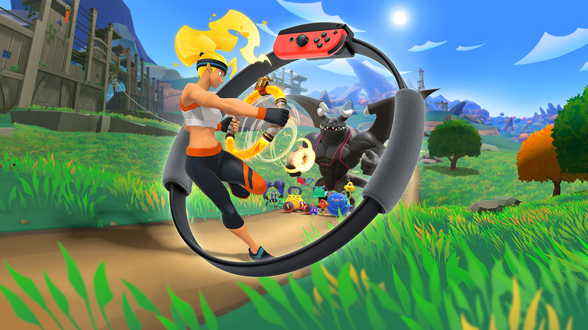 Photo of Taking the Adventure Out of Ring Fit Adventure
