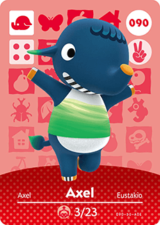 animal crossing axel