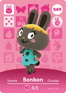 animal crossing bonbon