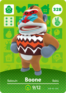 animal crossing boone
