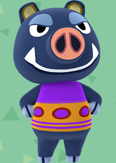 animal crossing boris