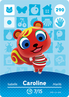 animal crossing caroline