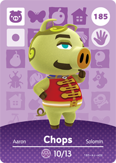 animal crossing chops