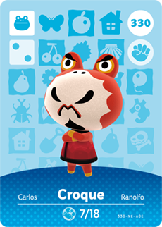 animal crossing croque
