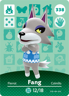 animal crossing fang