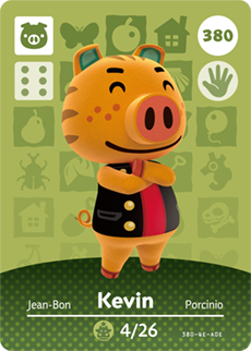 animal crossing kevin