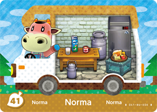 animal crossing norma